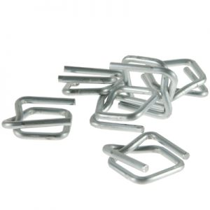 Galvanized Wire Buckle 16-19mm