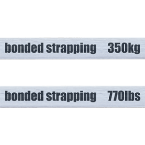 13mm Bonded Strapping - 370kg, Strapping Supply Au