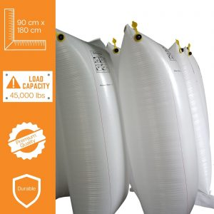 Dunnage woven bags - 90cm x 180cm