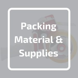Packing Material & Supplies